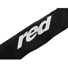 Red Cycling Products High Secure Chain - Candado bicicleta - 6 mm x 1000mm negro